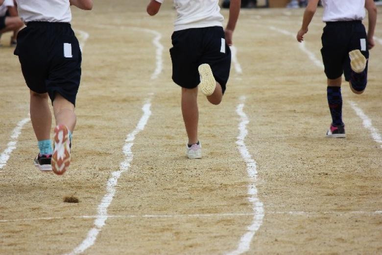Athletic meet typhoon2