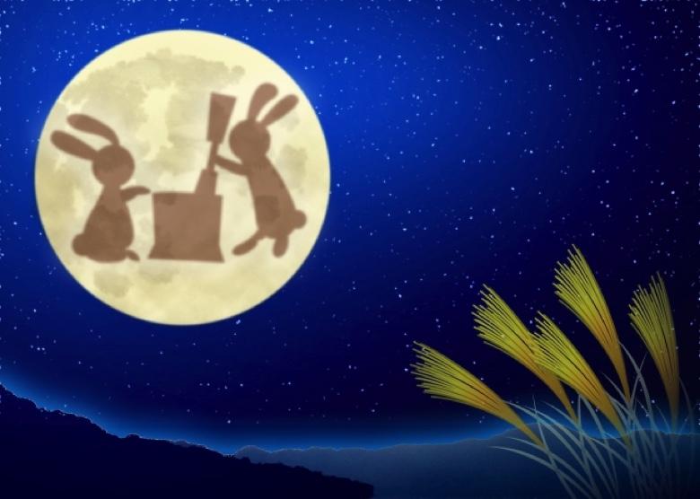 Enjoyment of the moon2