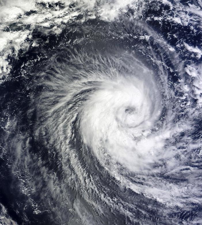 Eye of typhoon1