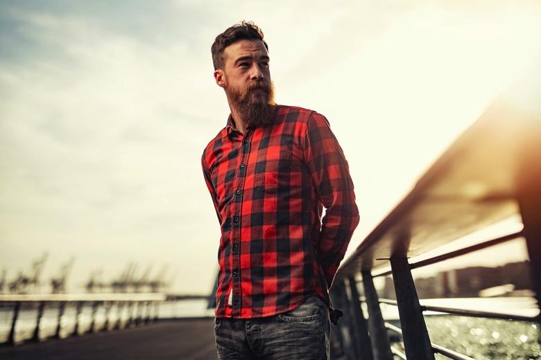 Flannel shirt1