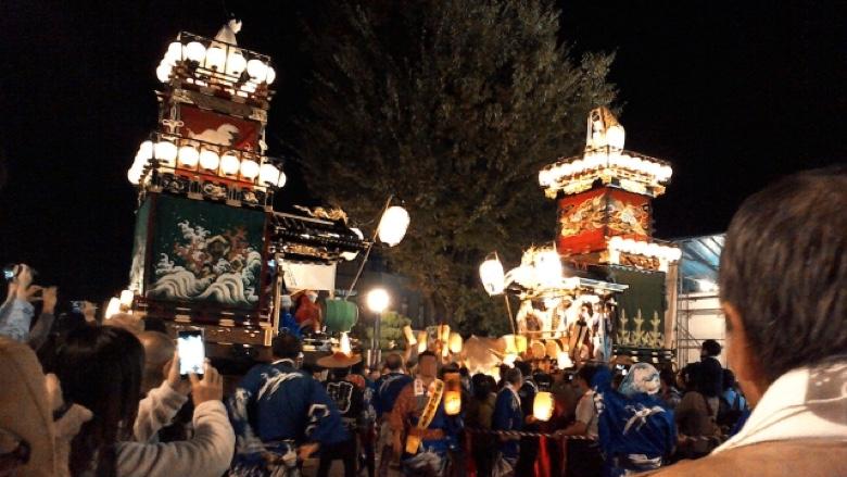 Kawagoe festival1