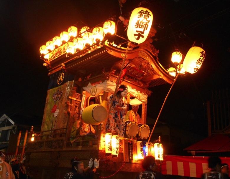 Kawagoe festival3
