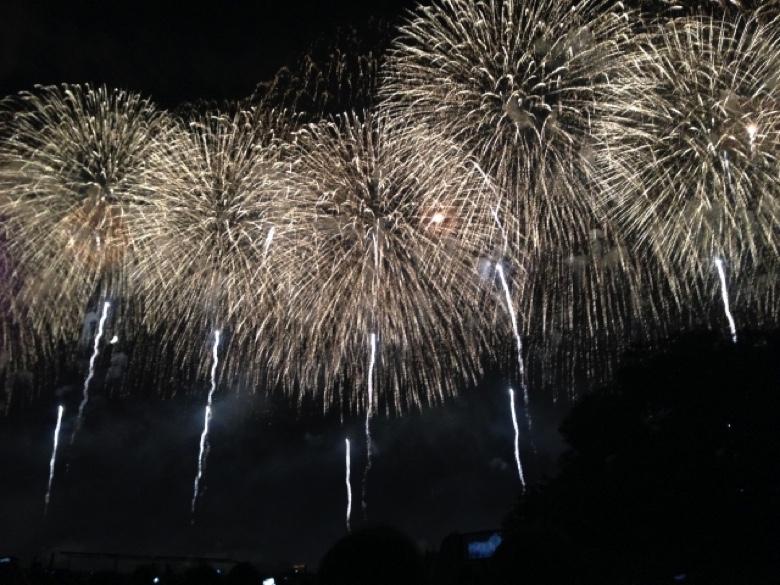 Nagaoka fireworks1