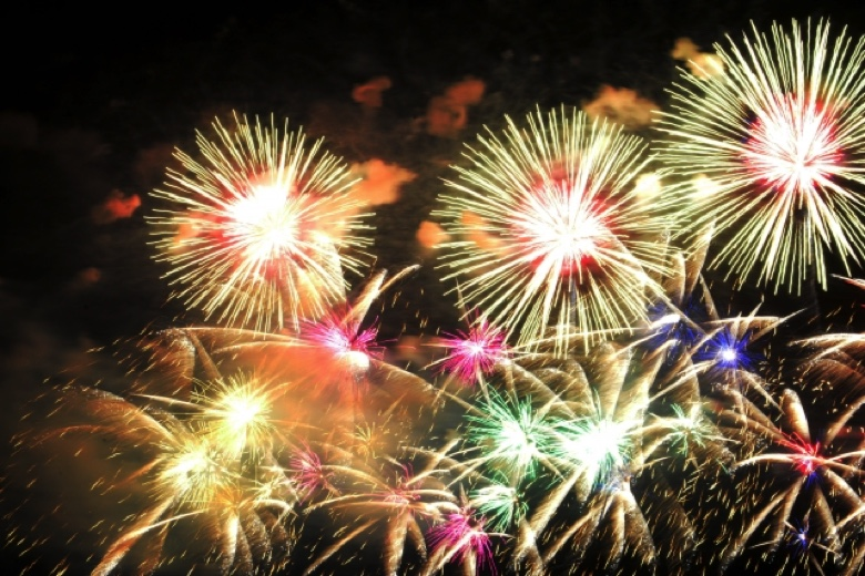 Nagaoka fireworks2