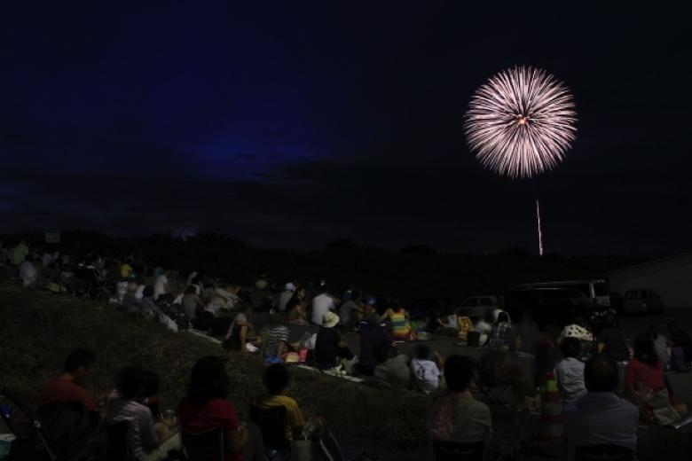 Nagaoka fireworks3