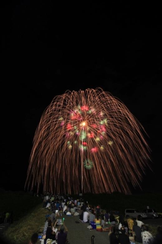 Nagaoka fireworks4
