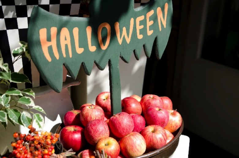 Origin of the halloween2
