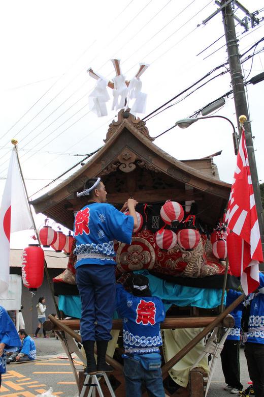 Banshu autumn festival2
