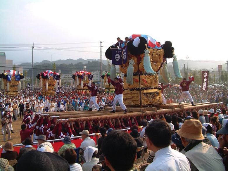 Niihama drum festival1