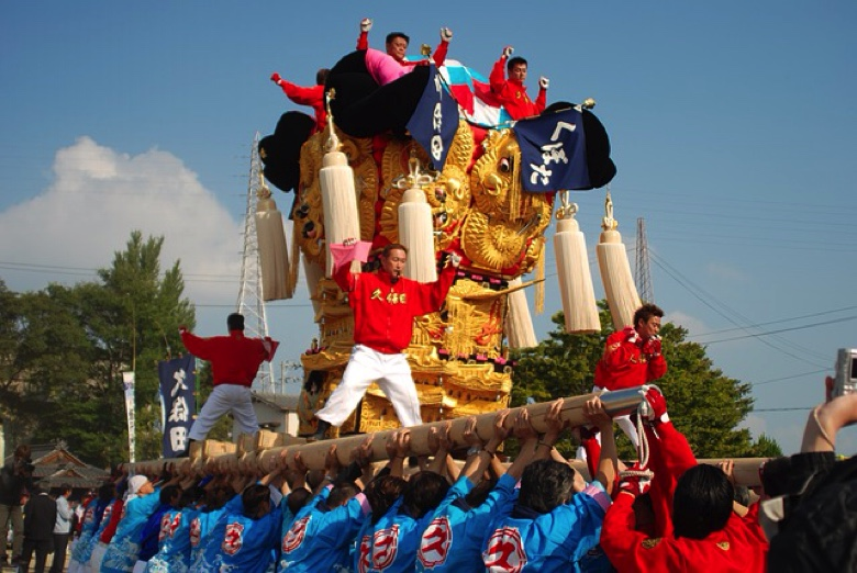 Niihama drum festival2