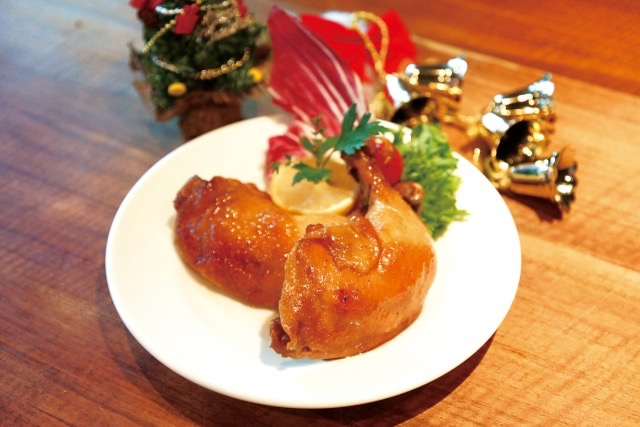 Christmas chicken turkey2