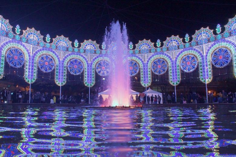 Kobe luminarie2