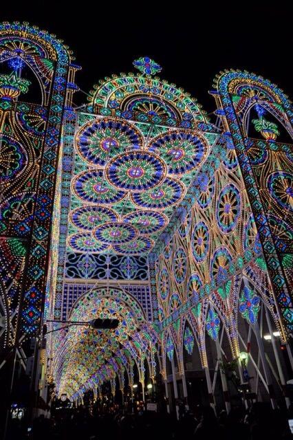 Kobe luminarie4