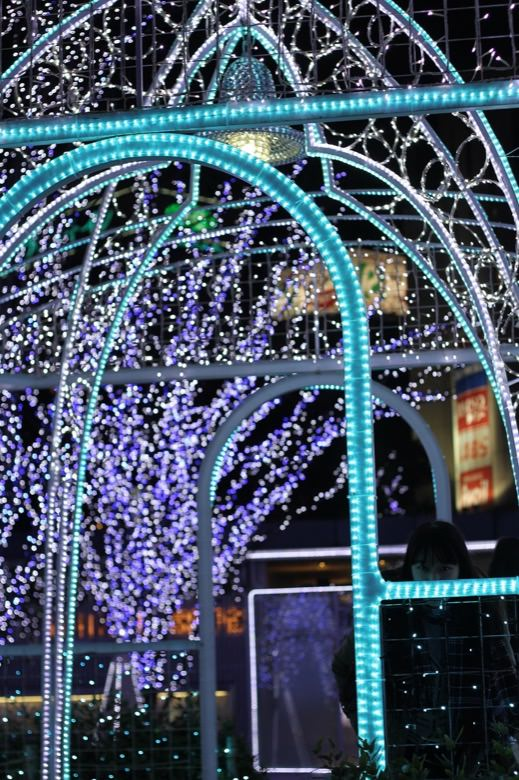 Illumination in osaka4