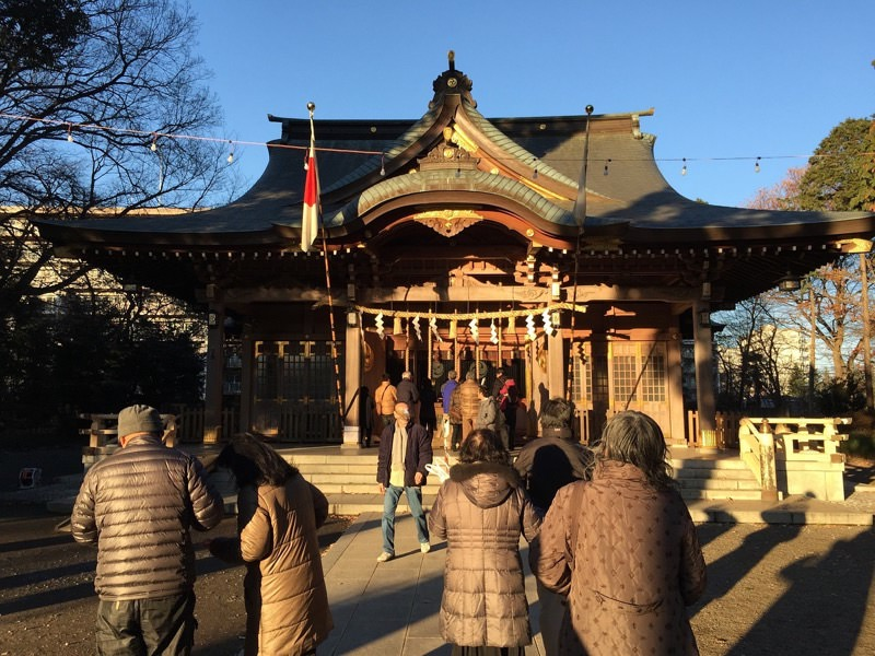 New years visit to a shrine2